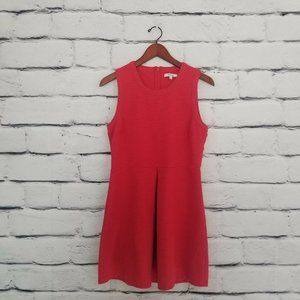 Madewell Afternoon Dress in Red Womens Size Large